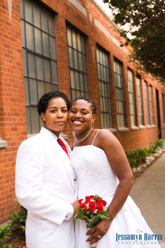 Black lesbian weddings