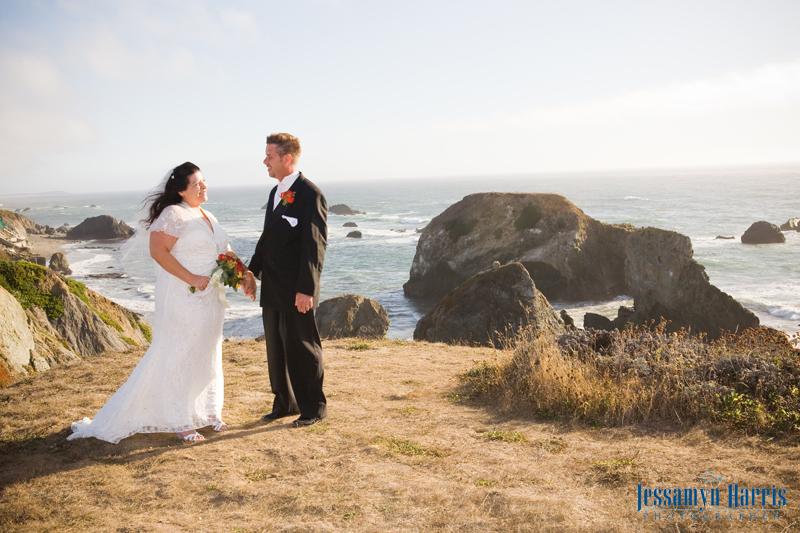 Natalie And Craig Comp Rose Gardens Bodega Bay
